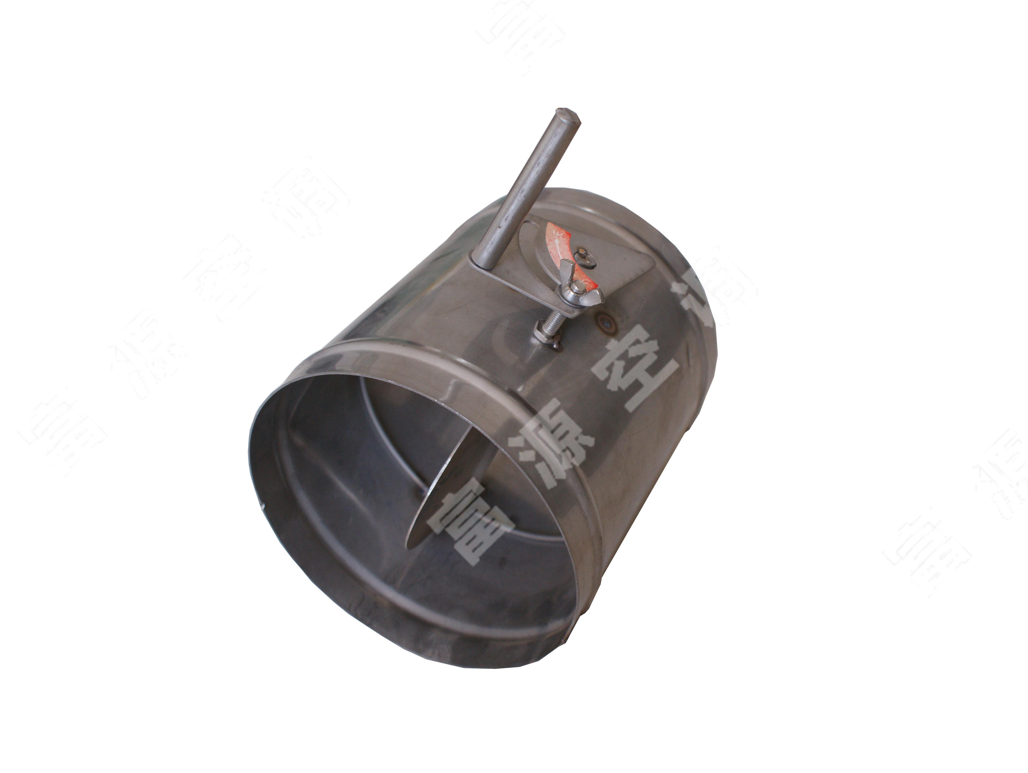 不锈钢圆形调节阀